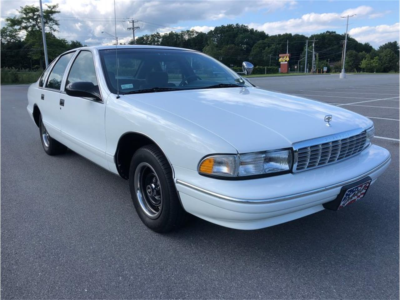 1995 chevrolet caprice for sale in saratoga springs ny classiccarsbay com 1995 chevrolet caprice for sale in