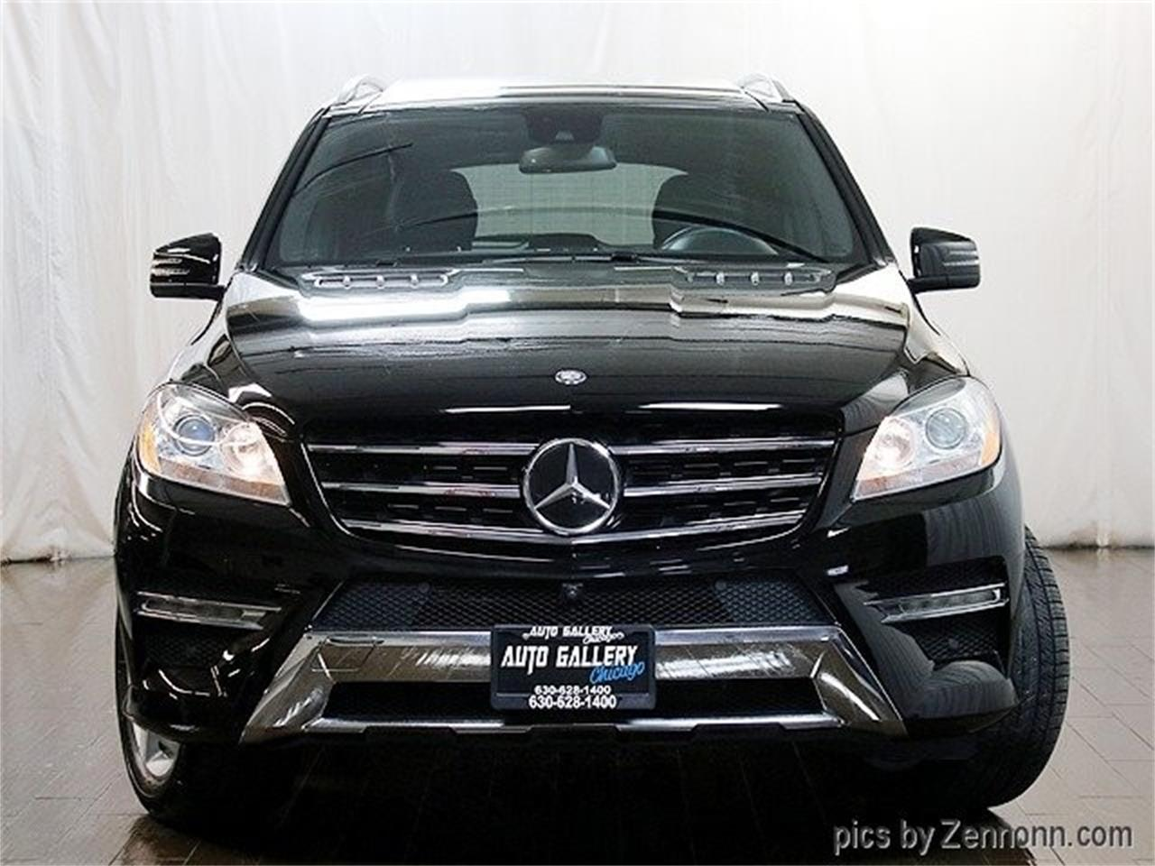 2014 Mercedes-Benz ML350 for sale in Addison, IL – photo 5