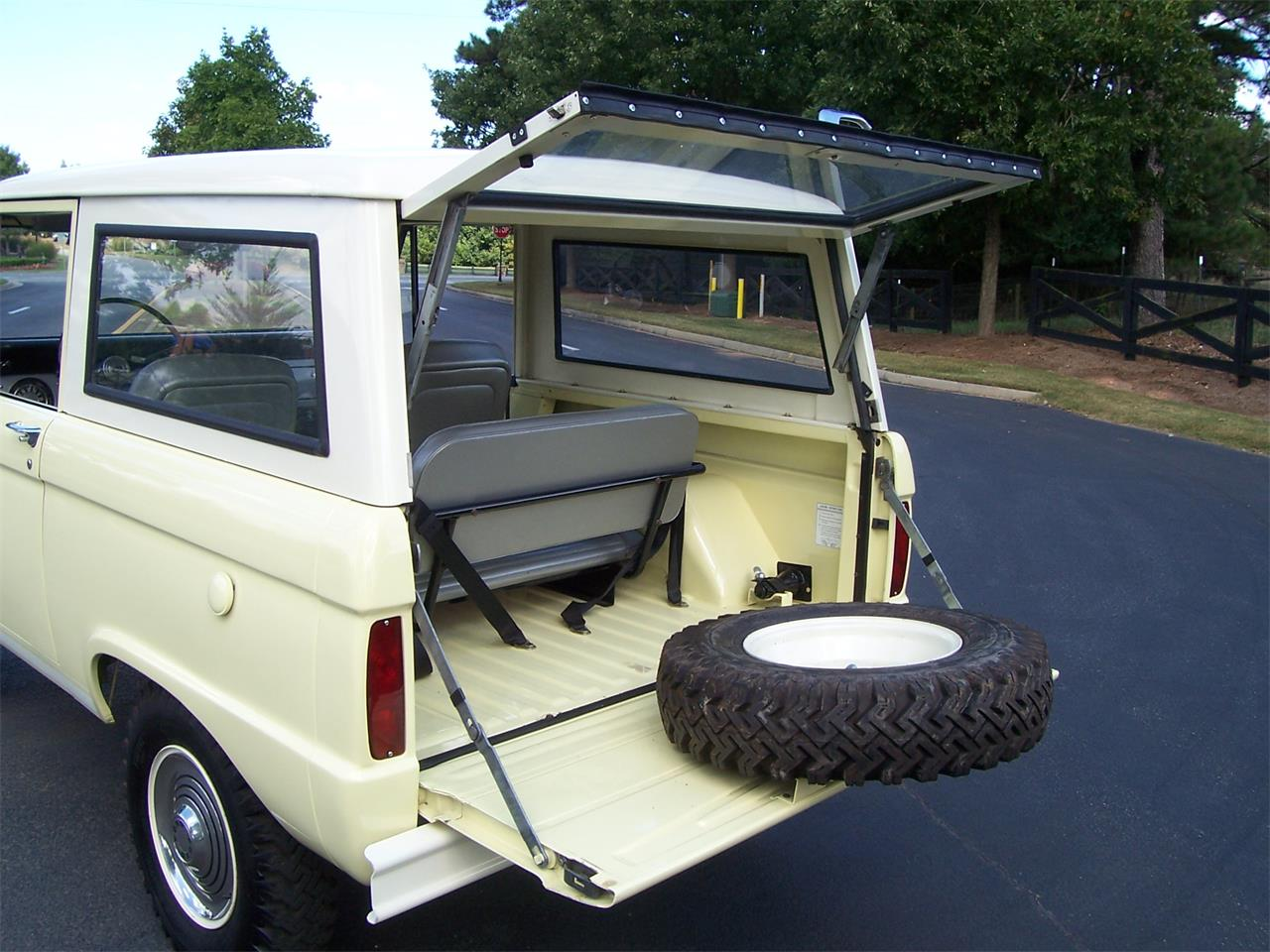 1966 Ford Bronco for sale in Alpharetta, GA – photo 24