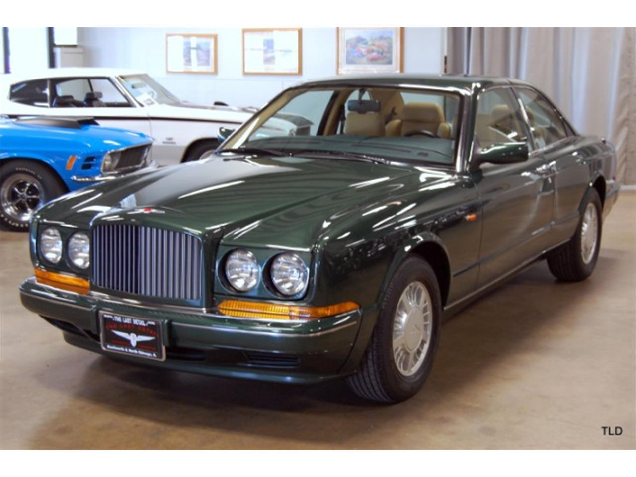 1993 Bentley Continental for sale in Chicago, IL – photo 8