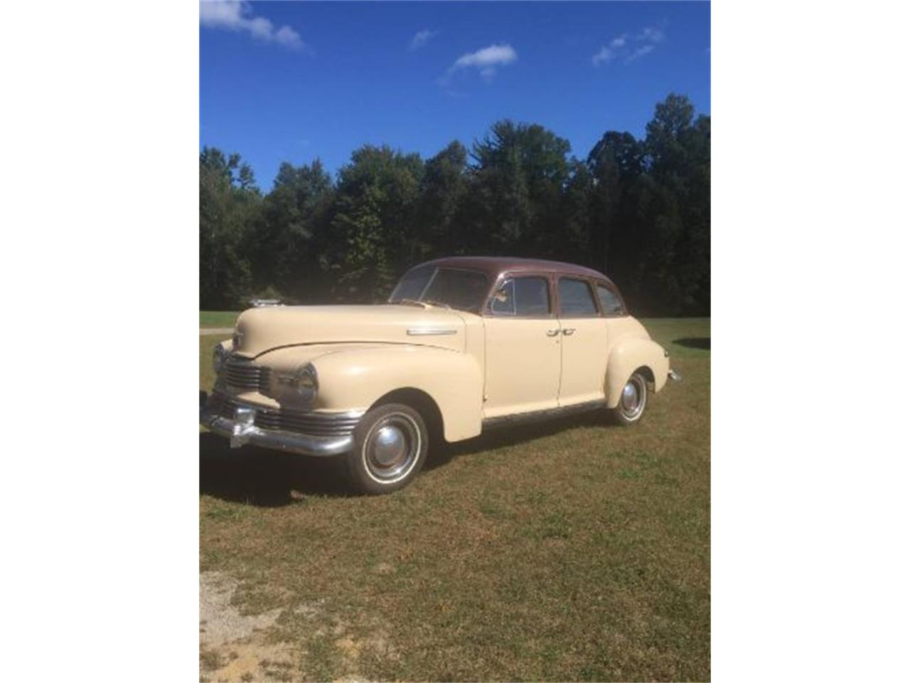 1948 Nash Ambassador for sale in Cadillac, MI – photo 6