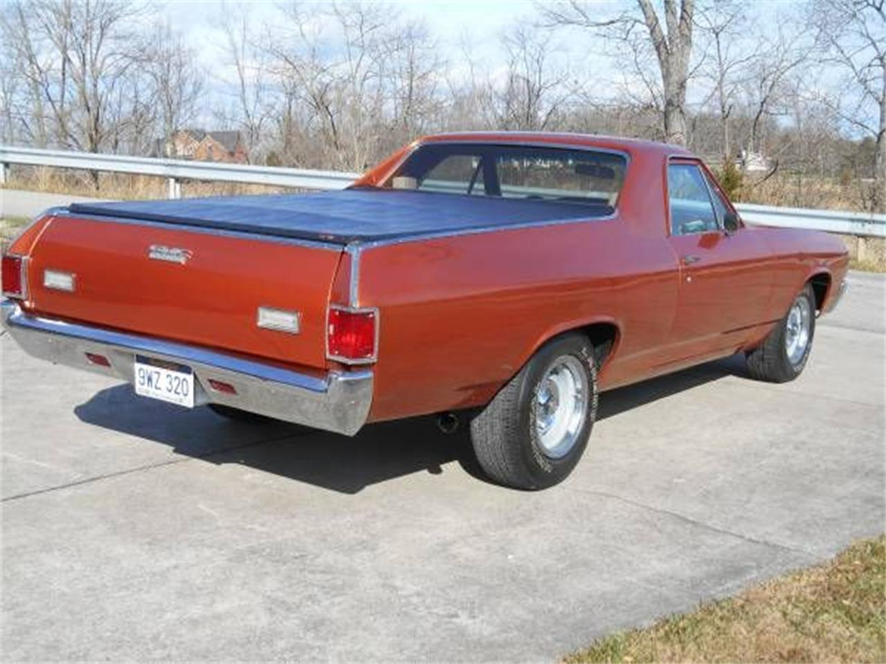 1971 GMC Sprint for sale in Cadillac, MI – photo 4