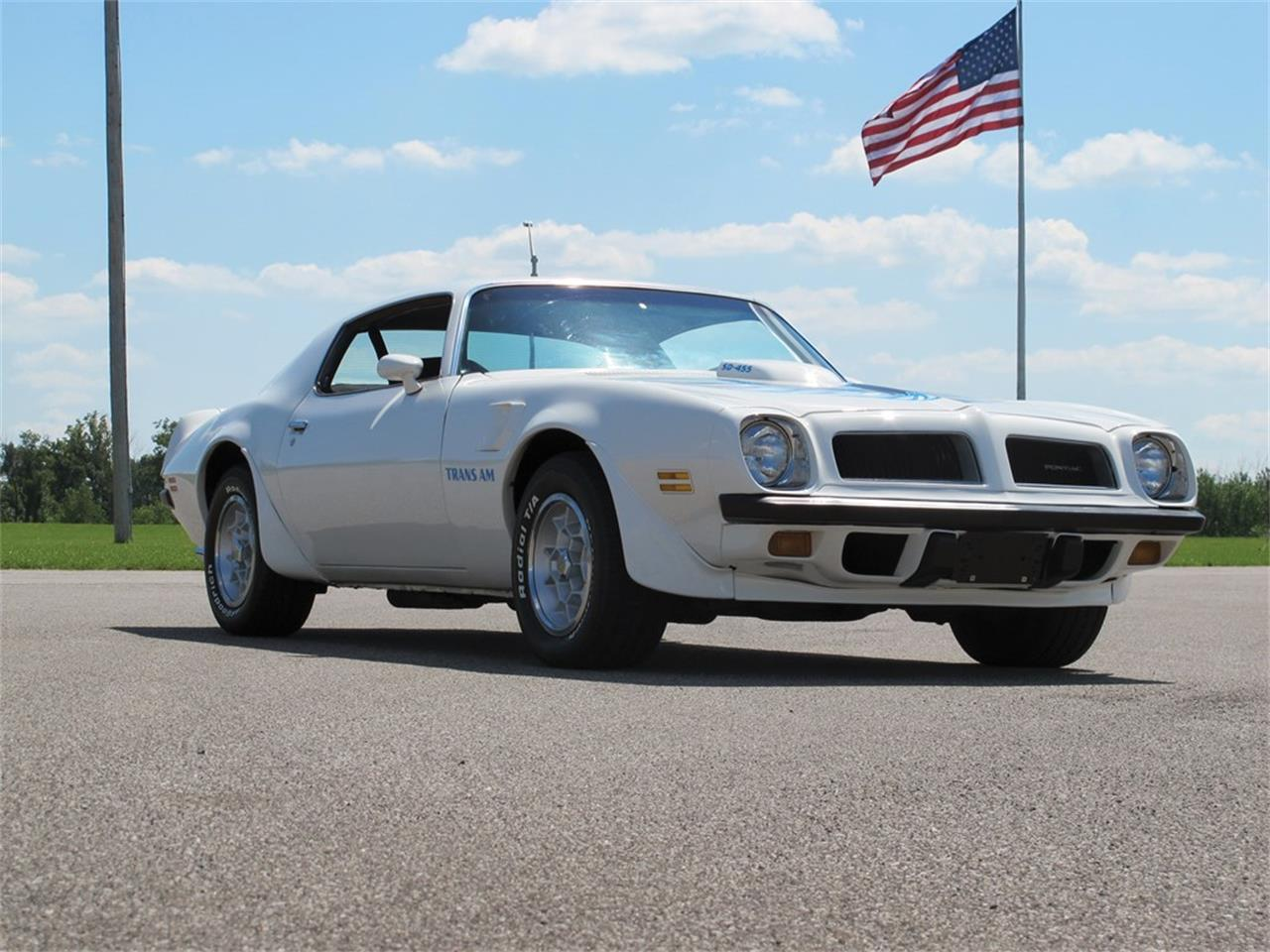 1974 Pontiac Firebird Trans Am for sale in Fort Lauderdale, FL