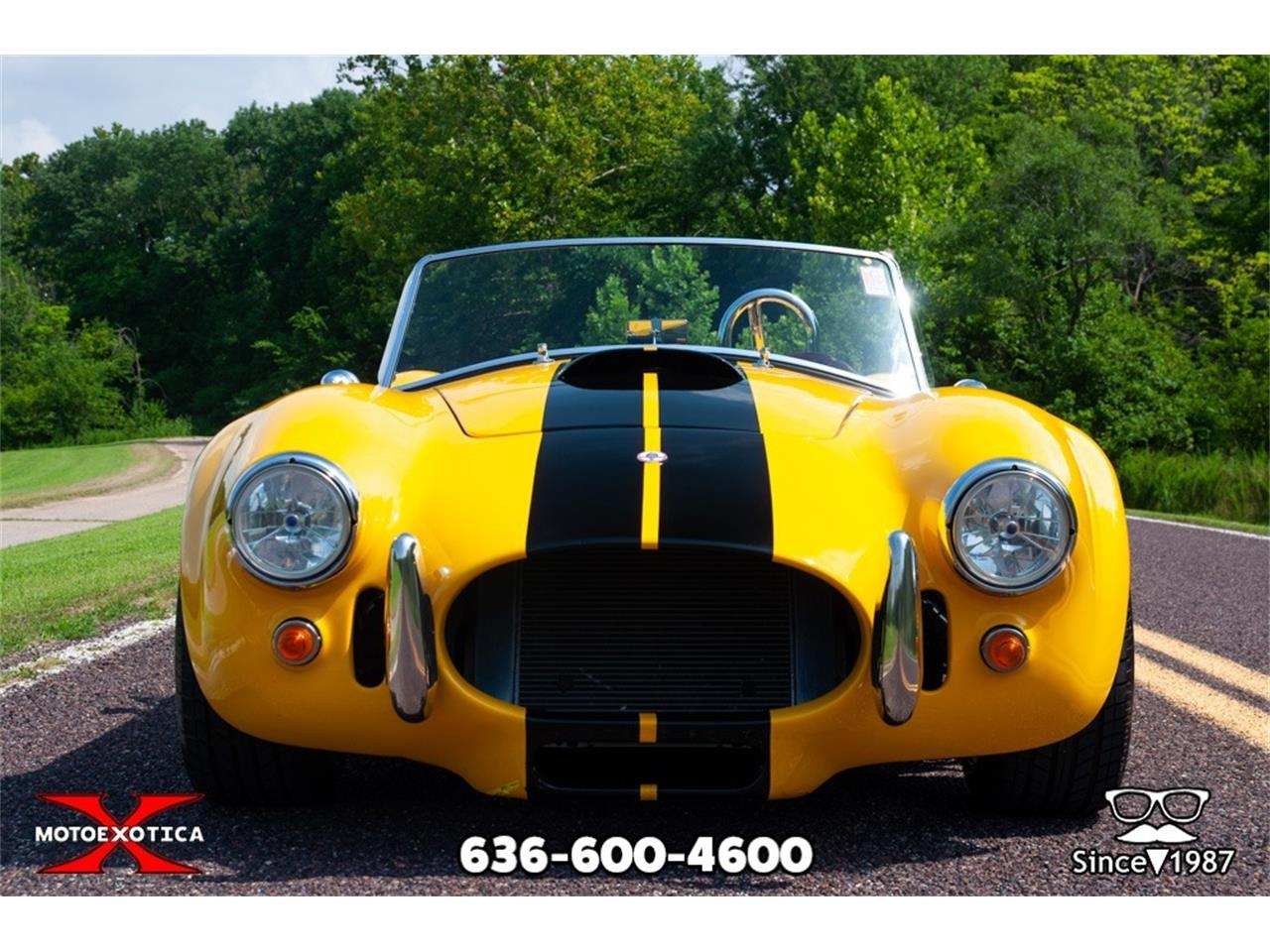 2003 Special Construction Cobra Replica for sale in St. Louis, MO – photo 2