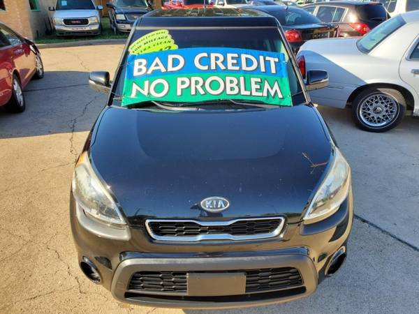 2012 Kia Soul     In House Financing    Buy Here Pay Here