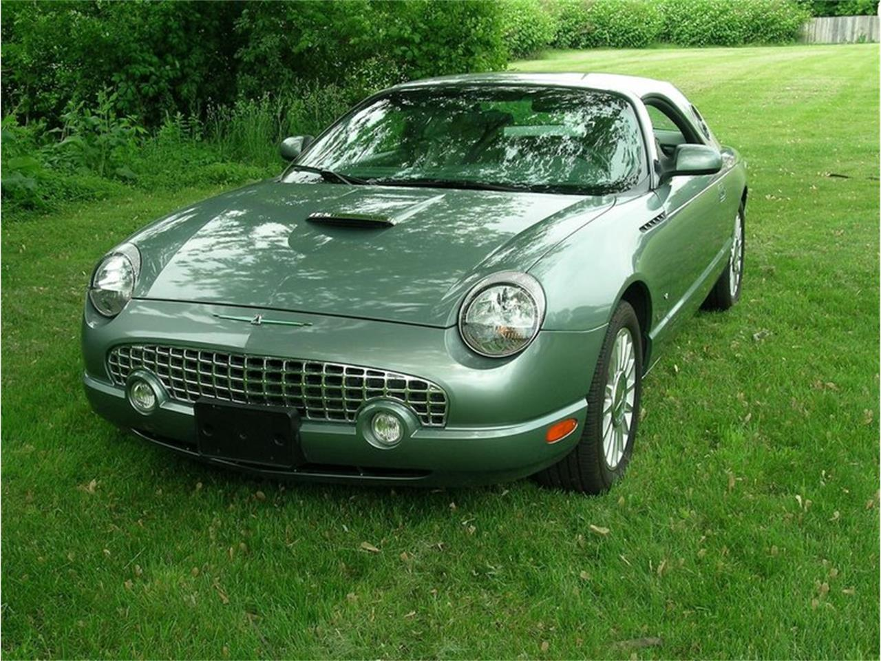 2004 Ford Thunderbird for sale in Saratoga Springs, NY – photo 2