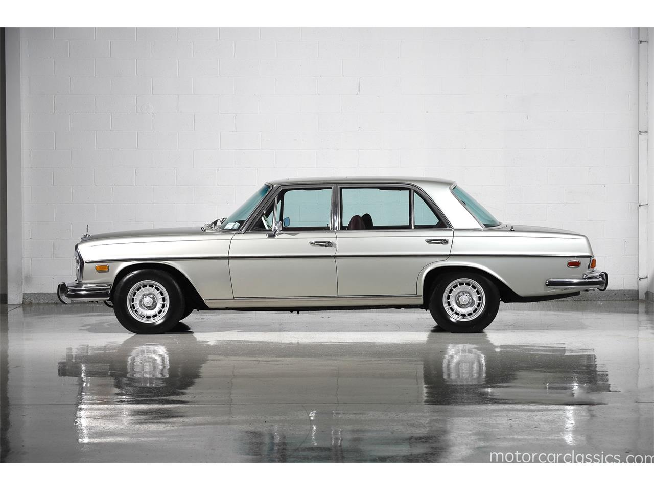 1971 Mercedes-Benz 300SEL for sale in Farmingdale, NY – photo 8