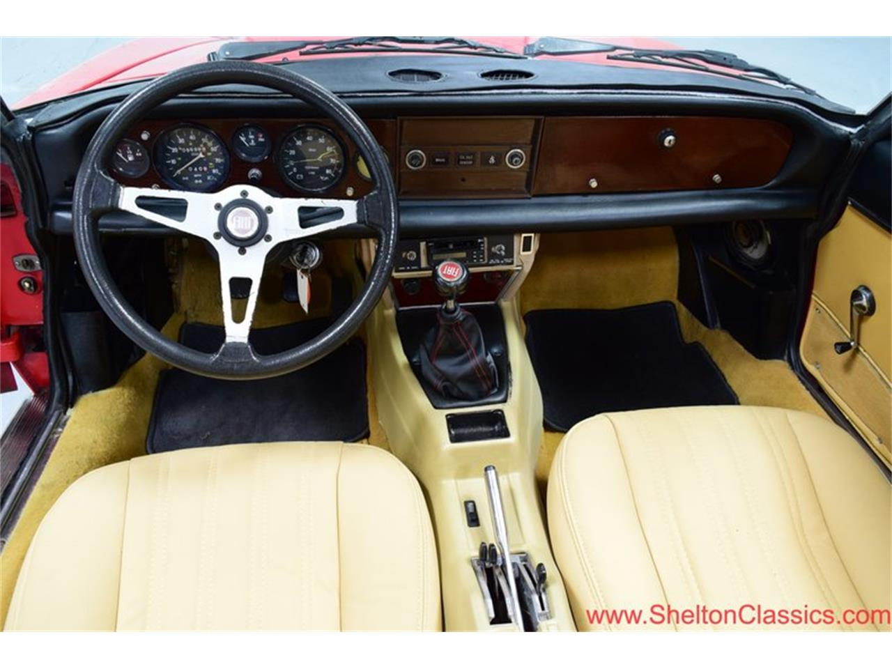 1980 Fiat Spider for sale in Mooresville, NC – photo 47