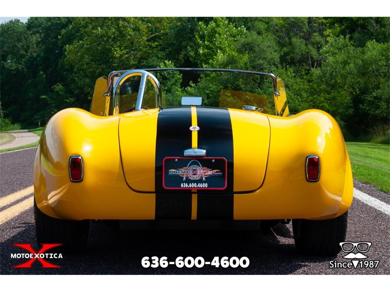 2003 Special Construction Cobra Replica for sale in St. Louis, MO – photo 8