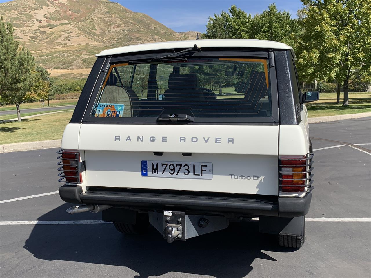 1990 Land Rover Range Rover for sale in Boise, ID – photo 8