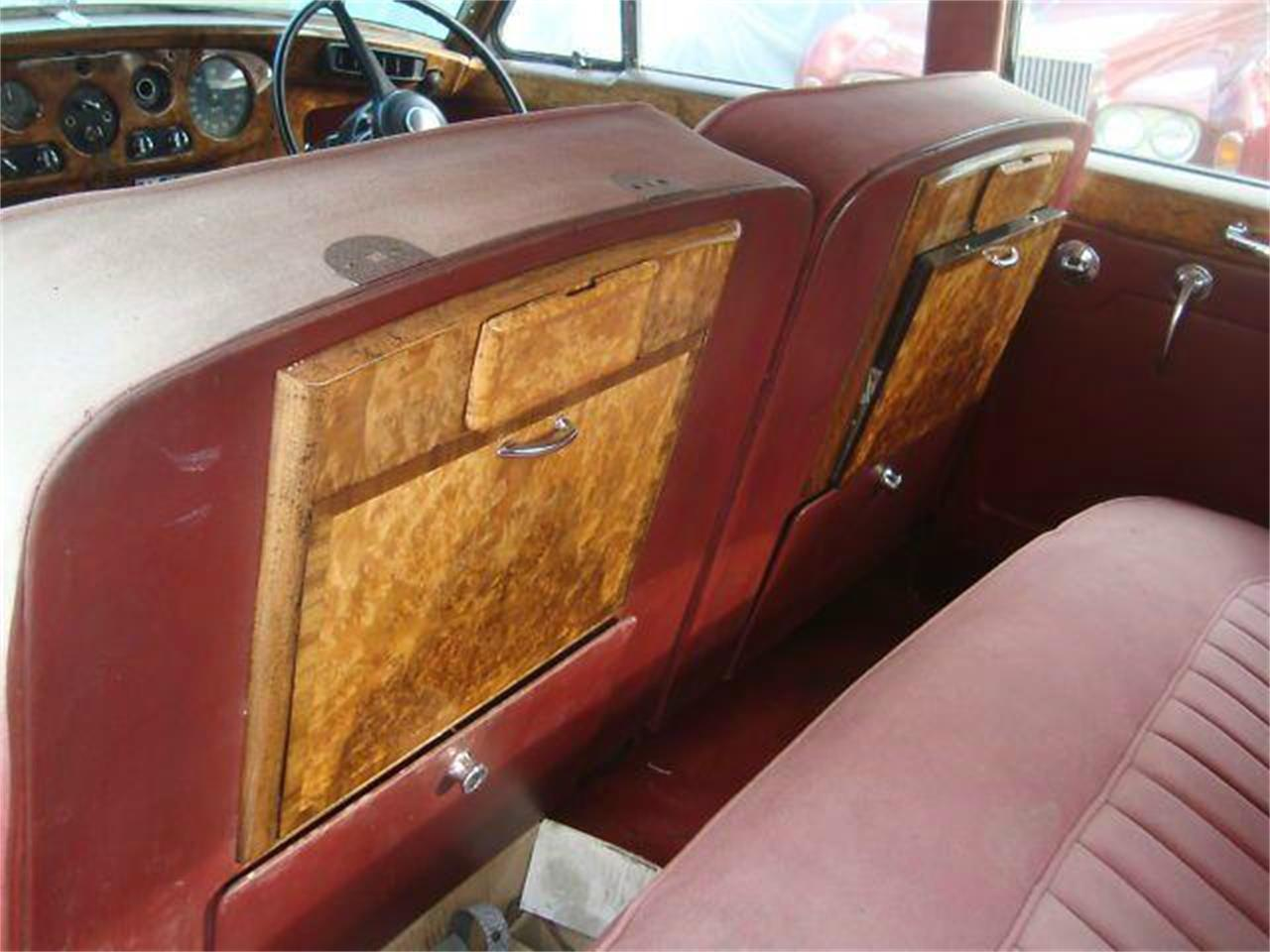 1961 Rolls-Royce Silver Cloud II for sale in Fort Lauderdale, FL – photo 4