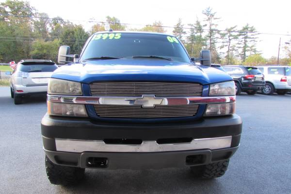 2004 CHEVY 2500 HD LIFTED SHARP CLEAN TRUCK (ALL CREDIT OK) for sale in Linden, PA – photo 7