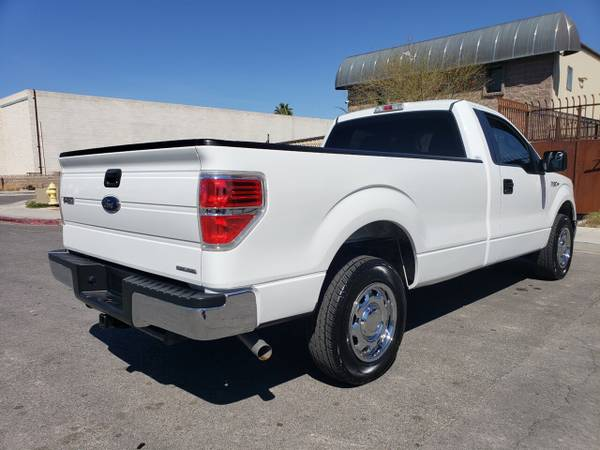 "2012 FORD F150 8FT LONG BED TRUCK- 5.0L V8 ""66k MILES"" SUPER INVENTORY for sale in Modesto, CA – photo 4"