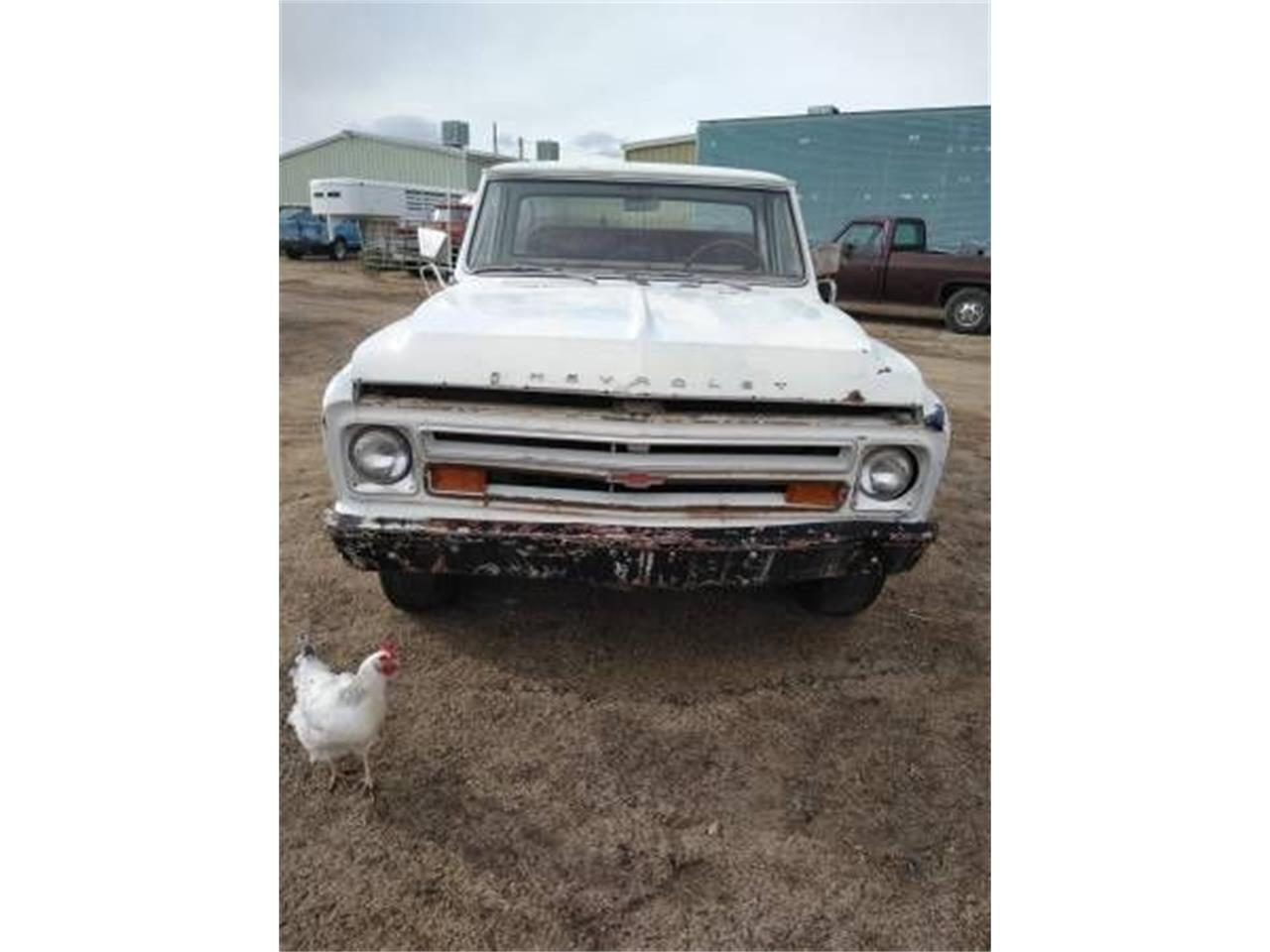 1968 Chevrolet C20 for sale in Cadillac, MI – photo 21