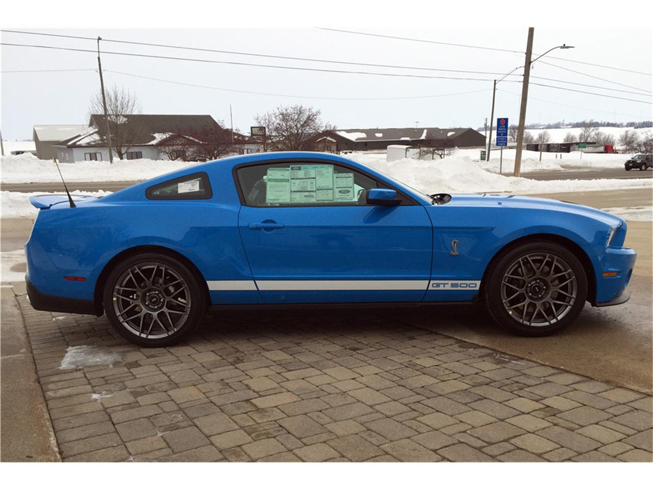 2011 Shelby GT500 for sale in West Palm Beach, FL – photo 5