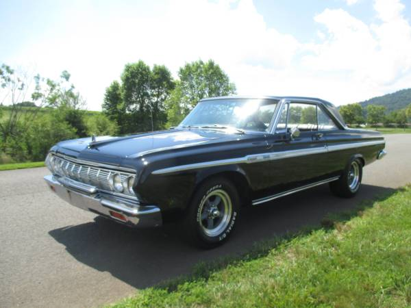 1964 Plymouth Sport Fury 383 H P 4 Speed Bucket Seats Console Nice For Sale In Madison Pa Classiccarsbay Com