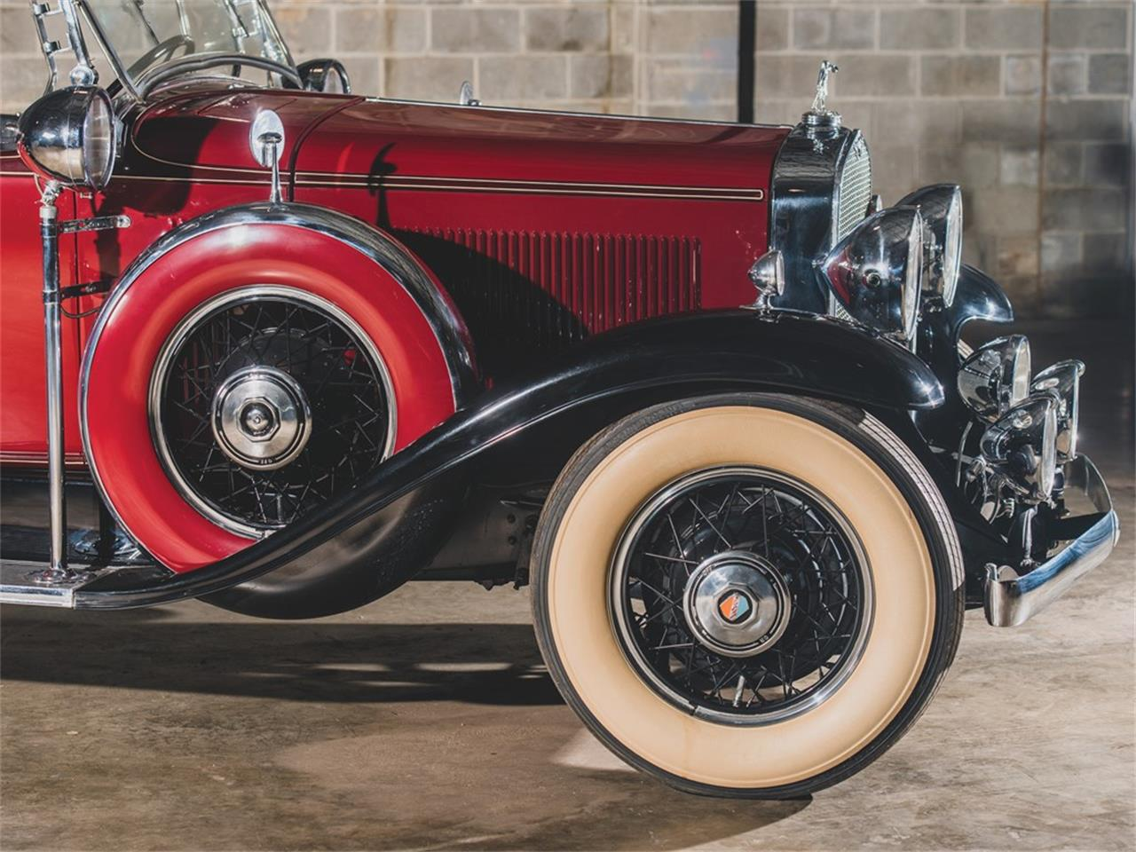 1931 LaSalle Roadster for sale in St Louis, MO – photo 12