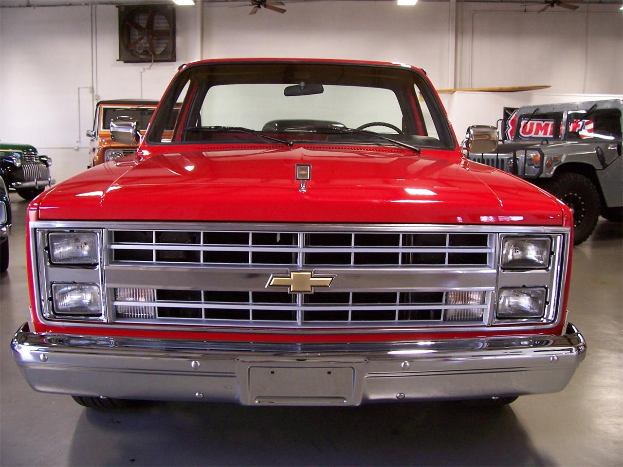 1985 Chevrolet C/K 10 for sale in Alpharetta, GA – photo 25