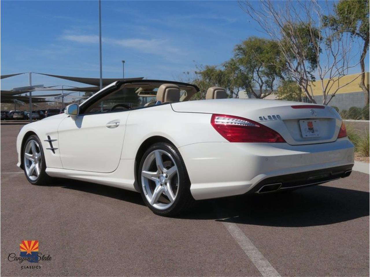 2013 Mercedes-Benz SL-Class for sale in Tempe, AZ – photo 17