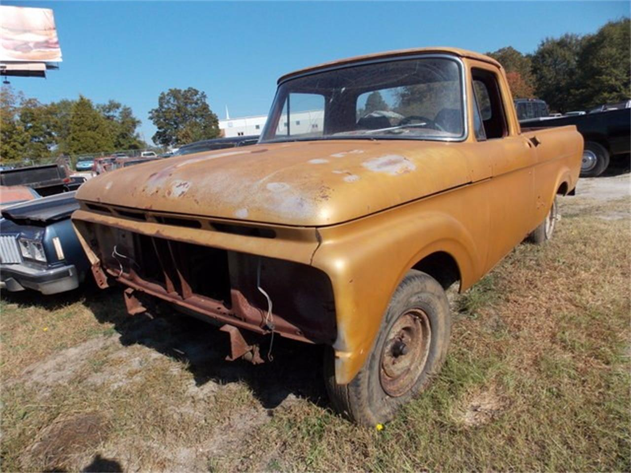 1963 Ford F100 for sale in Gray Court, SC – photo 3