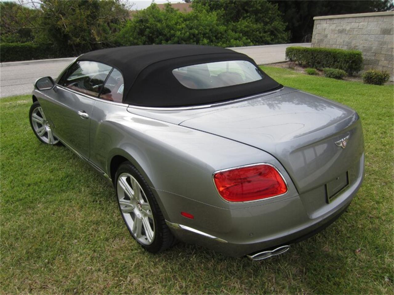 2013 Bentley Continental GTC V8 for sale in Delray Beach, FL – photo 22