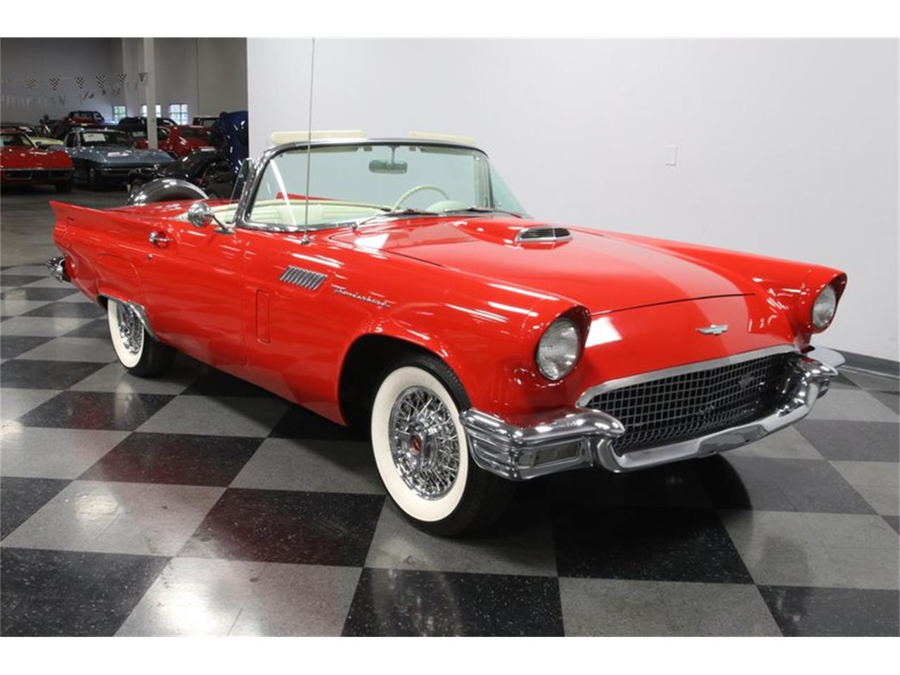 1957 Ford Thunderbird for sale in Concord, NC – photo 16