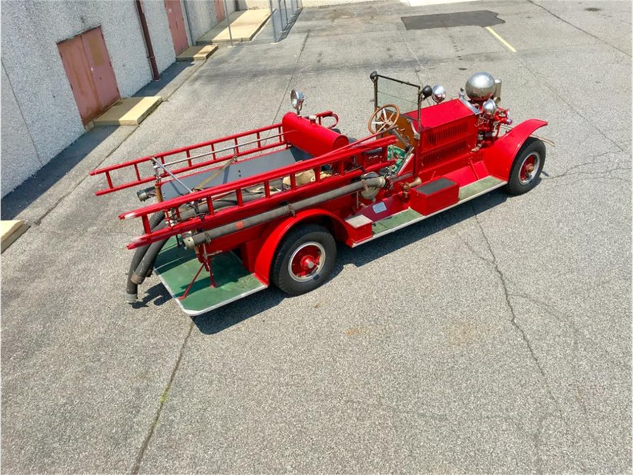 1920 Ahrens-Fox Fire Truck for sale in Morgantown, PA – photo 8