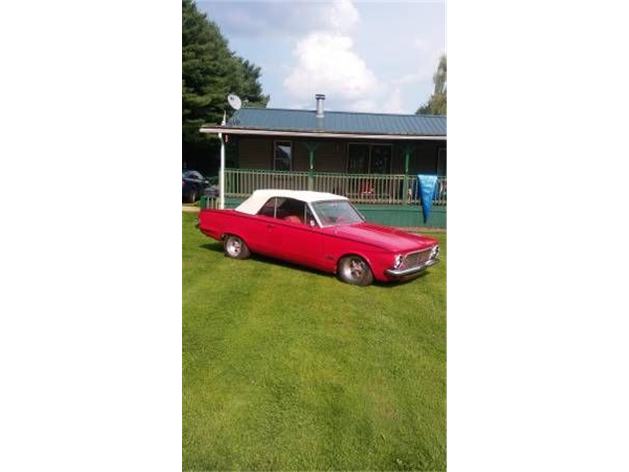 1963 Plymouth Valiant for sale in Cadillac, MI – photo 2