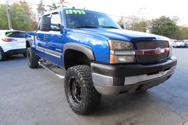 2004 CHEVY 2500 HD LIFTED SHARP CLEAN TRUCK (ALL CREDIT OK) for sale in Linden, PA – photo 5