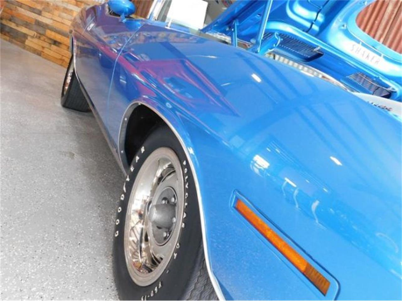 1970 Plymouth Barracuda for sale in Cadillac, MI – photo 29