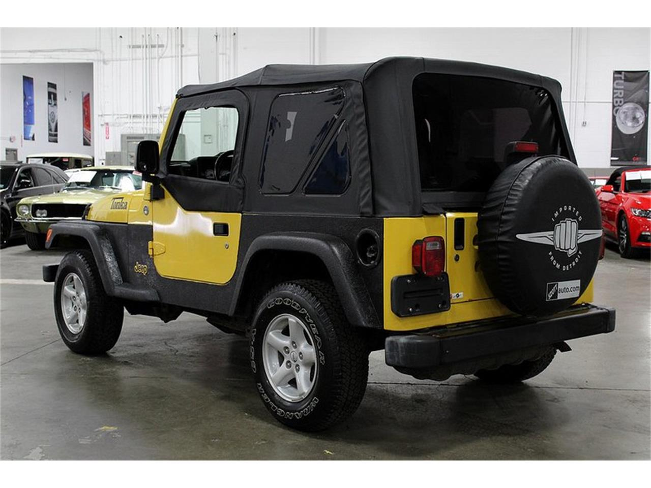 2005 Jeep Wrangler for sale in Kentwood, MI – photo 3