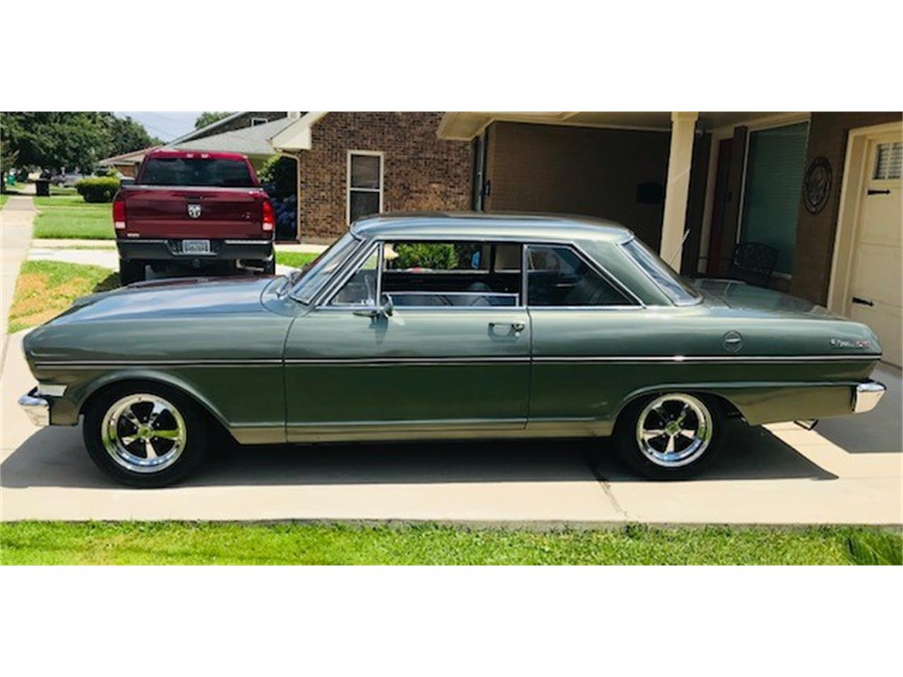 1963 Chevrolet Chevy II Nova SS for sale in Metairie, LA – photo 8