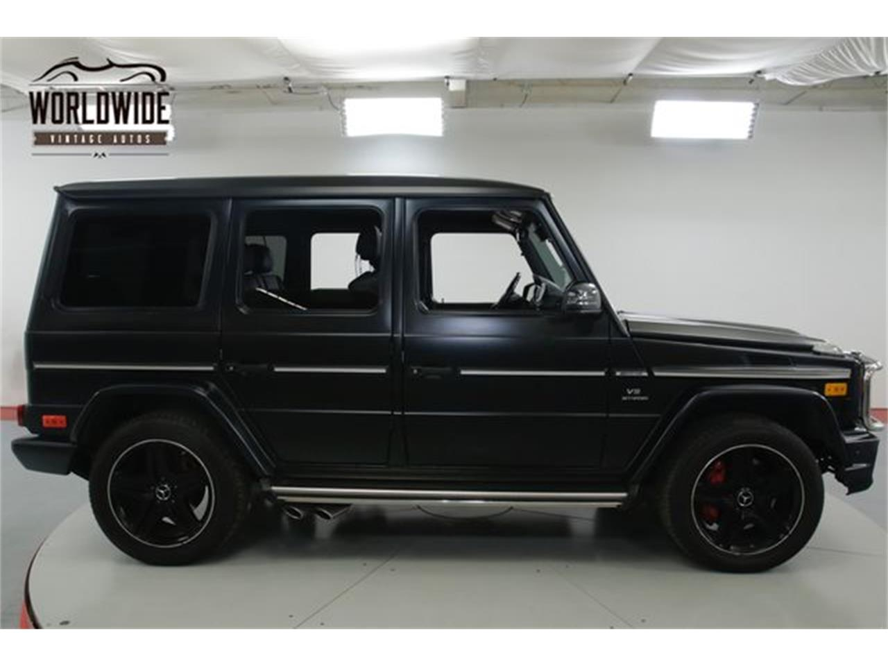 2014 Mercedes-Benz G63 for sale in Denver , CO – photo 9