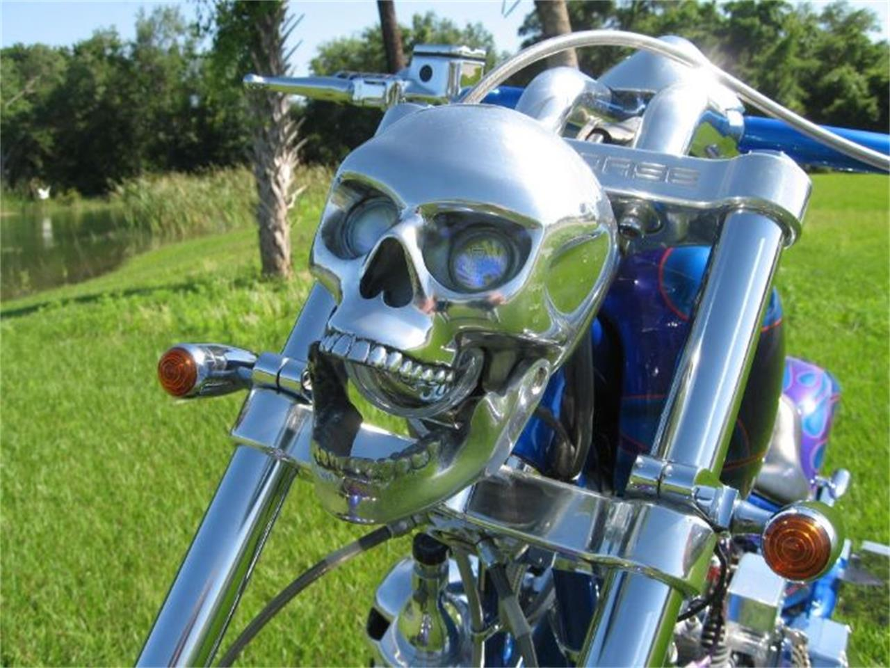 2002 American Ironhorse Texas Chopper for sale in Cadillac, MI – photo 4