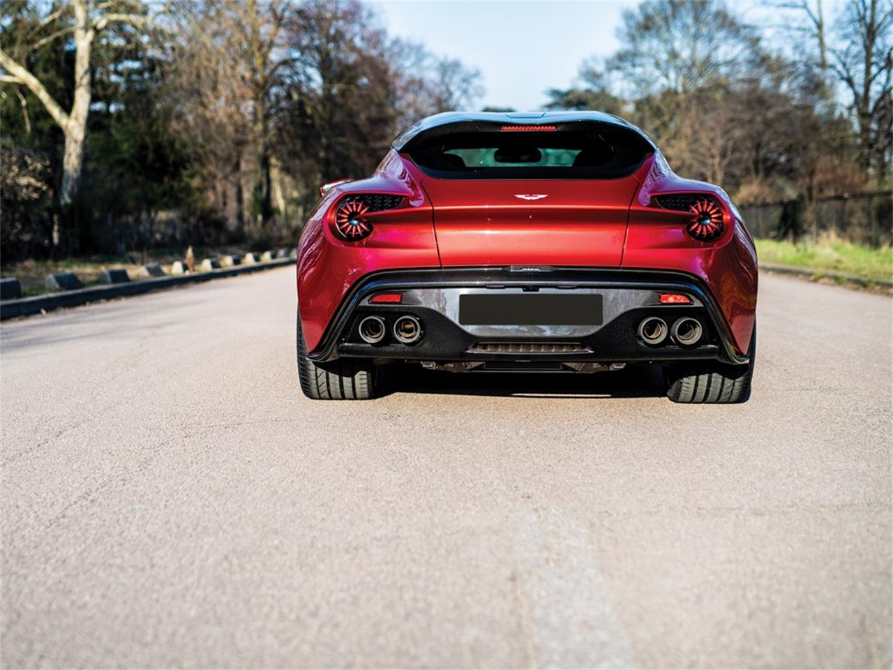 2019 Aston Martin Vanquish for sale in Cernobbio, Other – photo 9