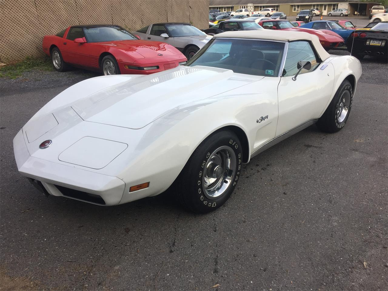 1974 Chevrolet Corvette for sale in Mount Union, PA