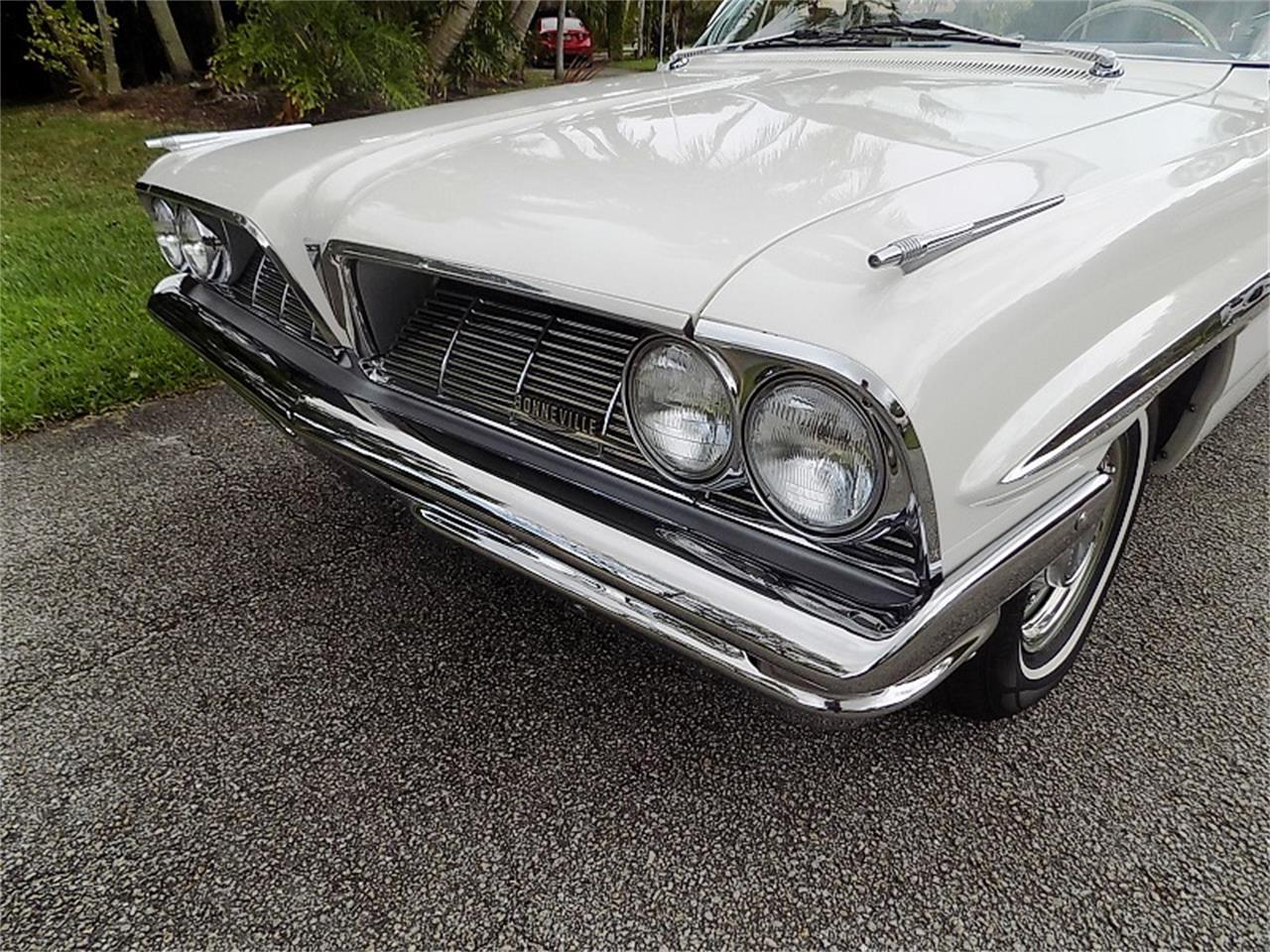 1961 Pontiac Bonneville for sale in Pompano Beach, FL – photo 6