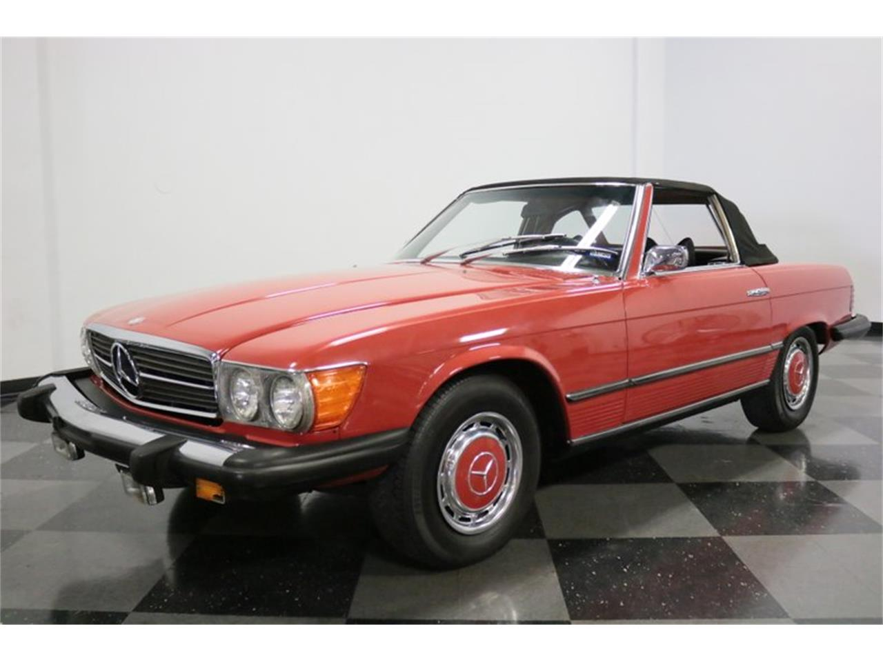 1975 Mercedes-Benz 450SL for sale in Ft Worth, TX ...