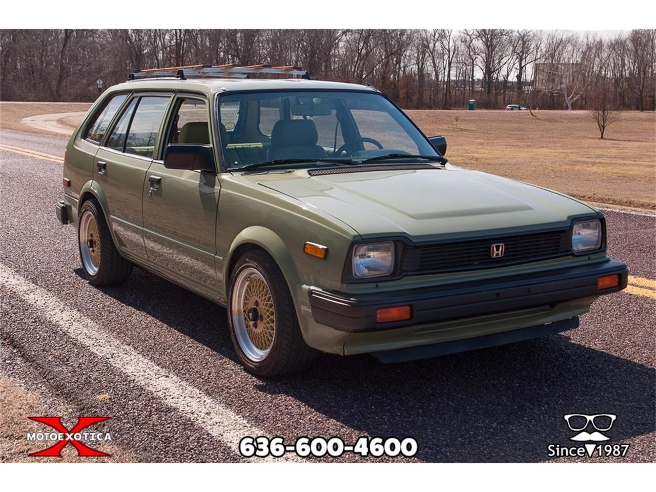 1983 Honda Civic Wagon for sale in St. Louis, MO – photo 8