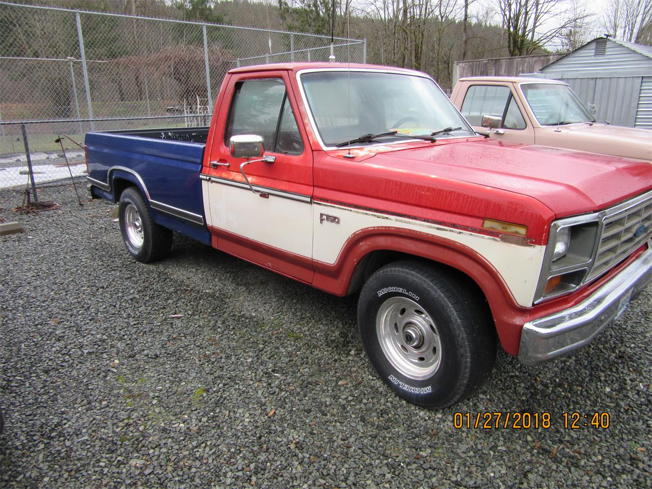1985 Ford F150 for sale in PUYALLUP, WA – photo 2
