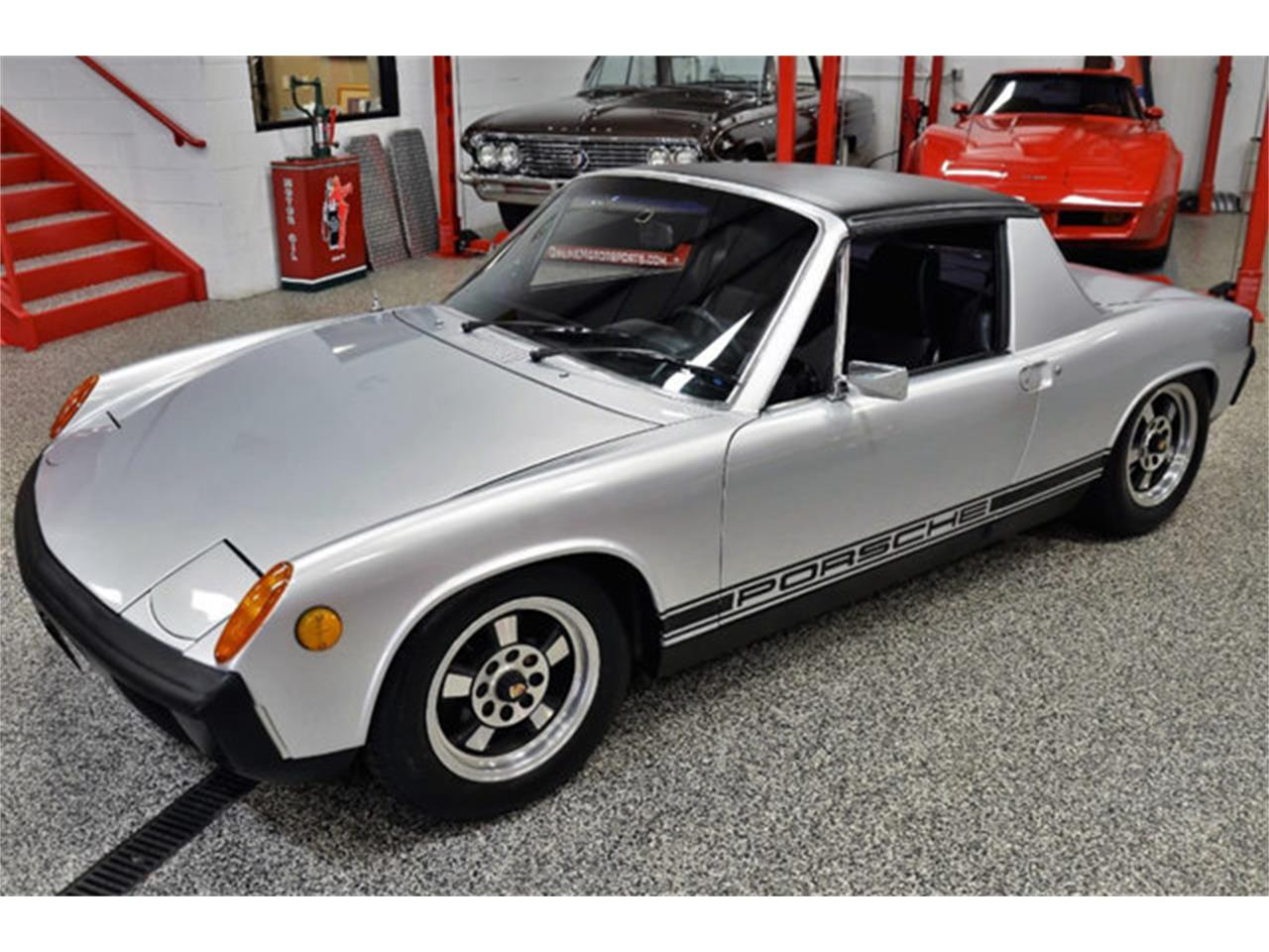 1972 Porsche 914 for sale in Plainfield, IL – photo 17