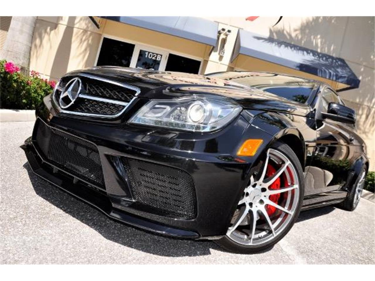 2013 Mercedes-Benz C63 AMG for sale in West Palm Beach, FL – photo 34