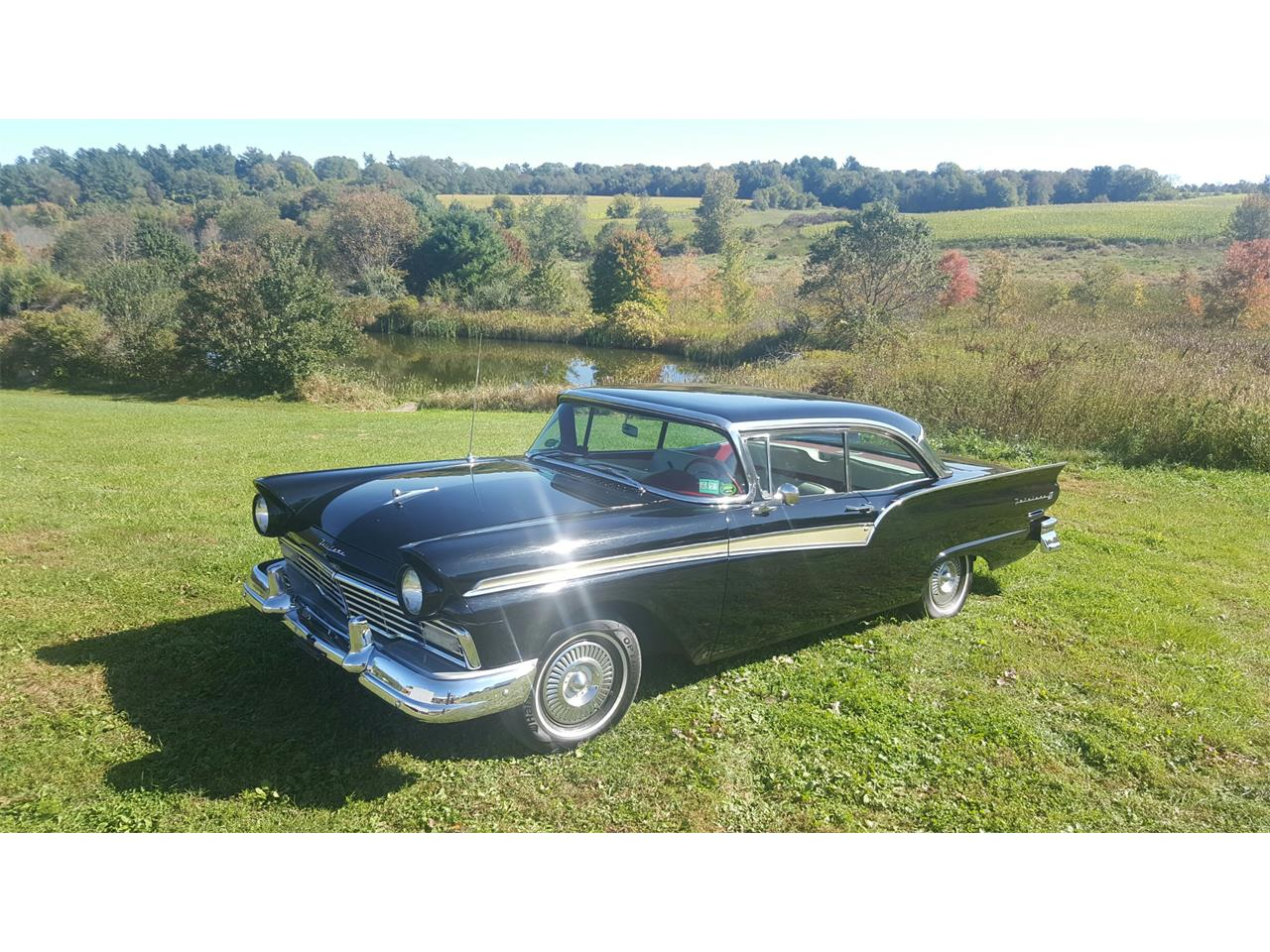 1957 Ford Fairlane 500 for sale in North Woodstock, CT – photo 15