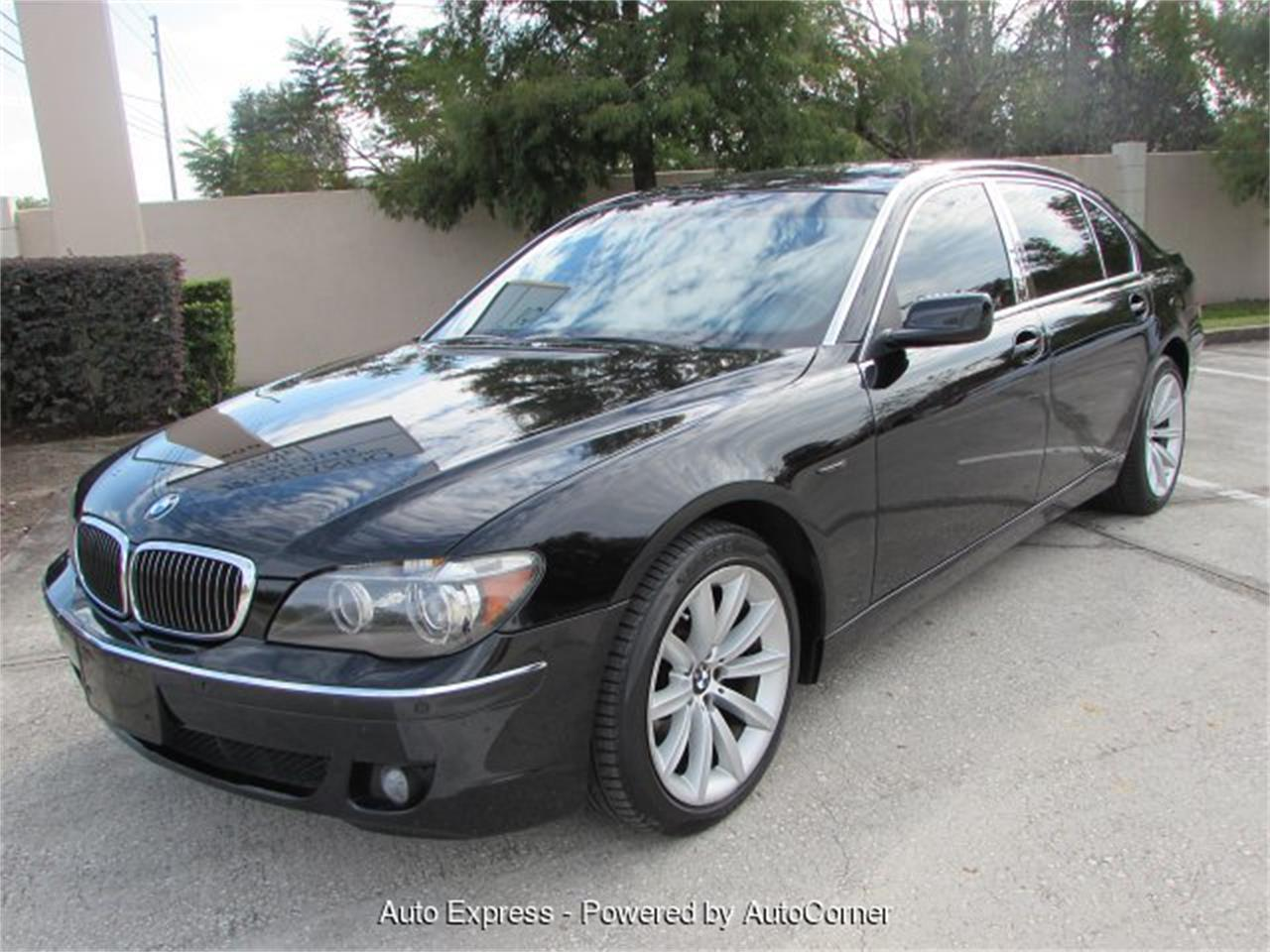 2007 BMW 7 Series for sale in Orlando, FL – photo 4