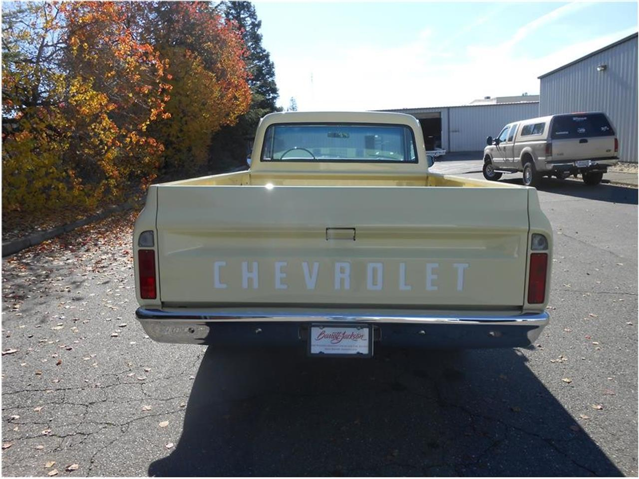 1968 Chevrolet C/K 10 for sale in Roseville, CA – photo 10