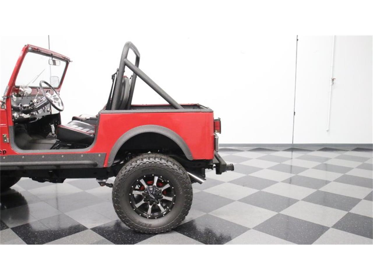 1982 Jeep CJ7 for sale in Lithia Springs, GA – photo 25