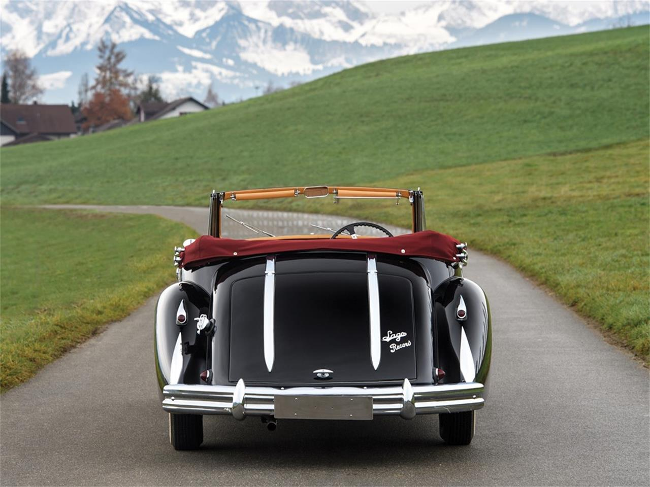 1948 Talbot-Lago T26 Record for sale in Essen, Other – photo 9