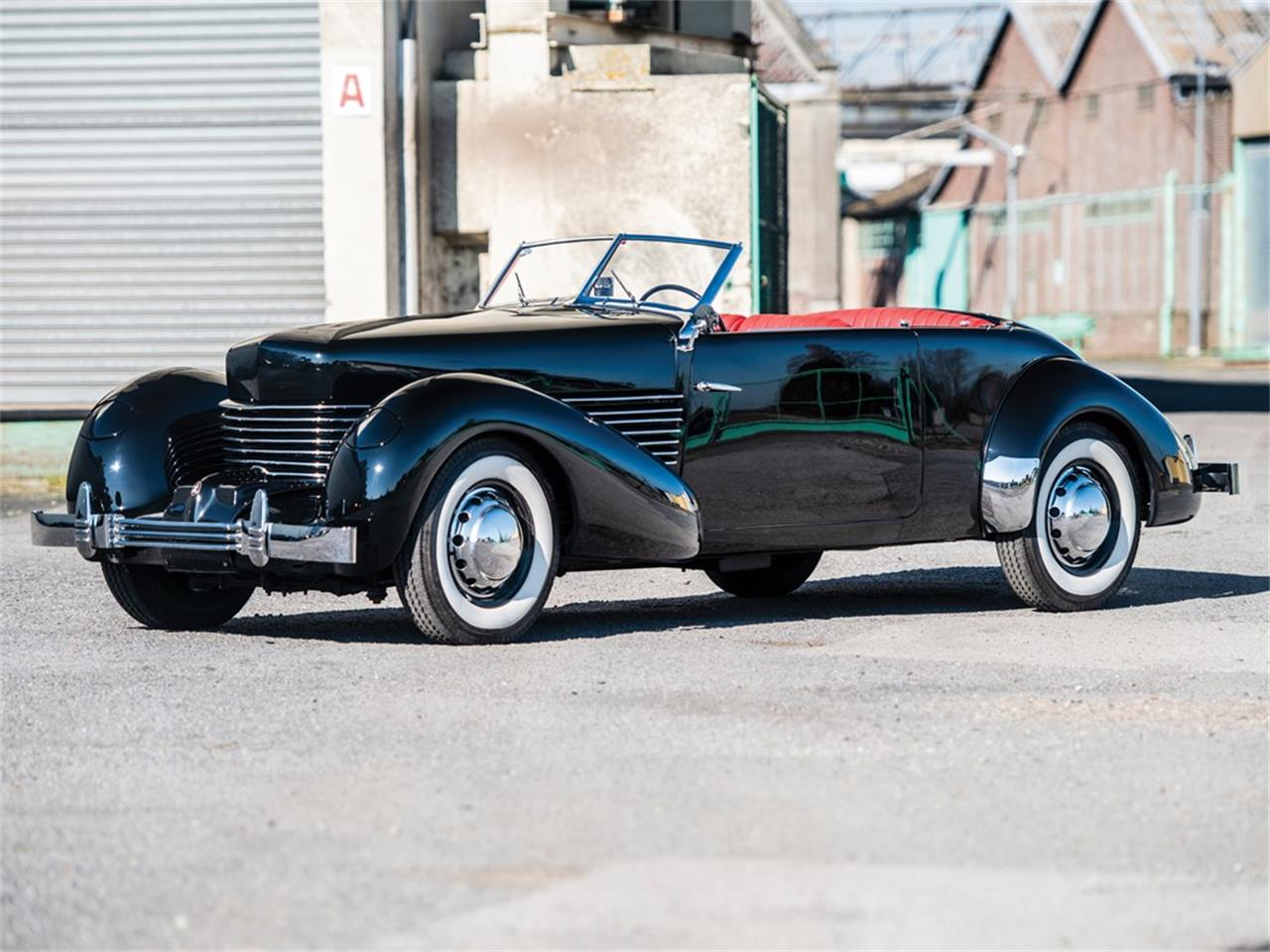 1936 Cord Phaeton for sale in Essen, Other