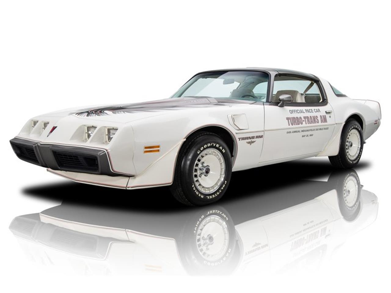 1980 Pontiac Firebird Trans Am Turbo Indy Pace Car Edition for sale in Charlotte, NC