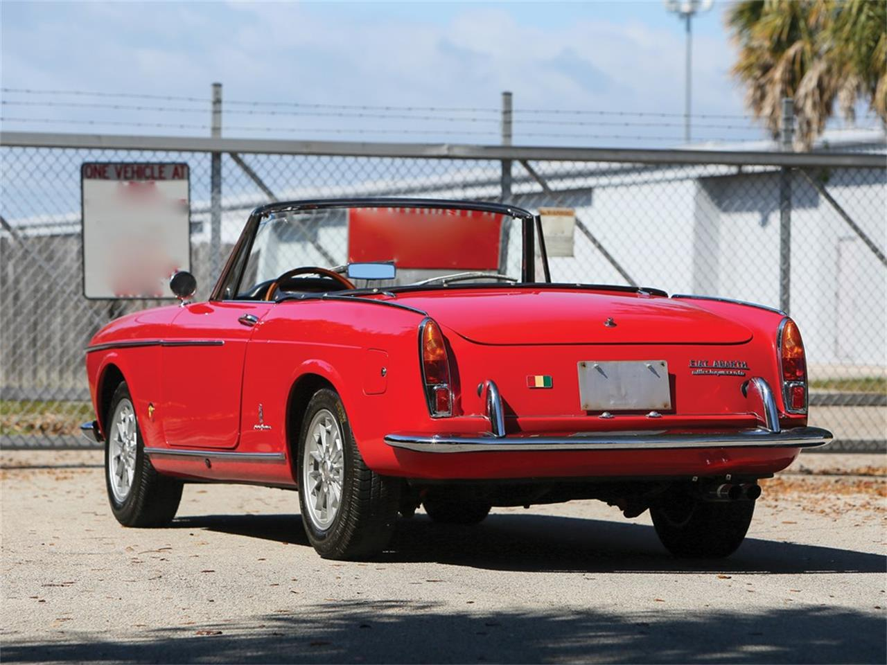 1965 Fiat Abarth 1500 for sale in Fort Lauderdale, FL – photo 2